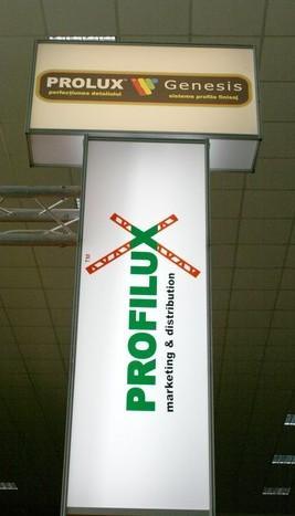 Stand PROFILUX cu PROLUX-Genesis